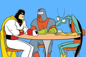 space ghost coast to coast martin croker obit