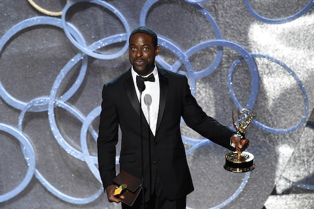 Sterling K Brown Emmy Win 2016 Emmys People v OJ Simpson
