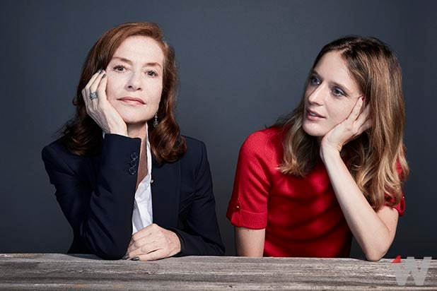 THINGS TO COME ISABELLE HUPPERT and MIA HANSEN