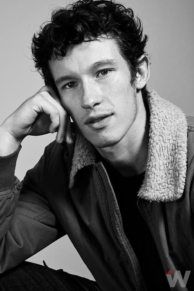 TRAMPS CALLUM TURNER