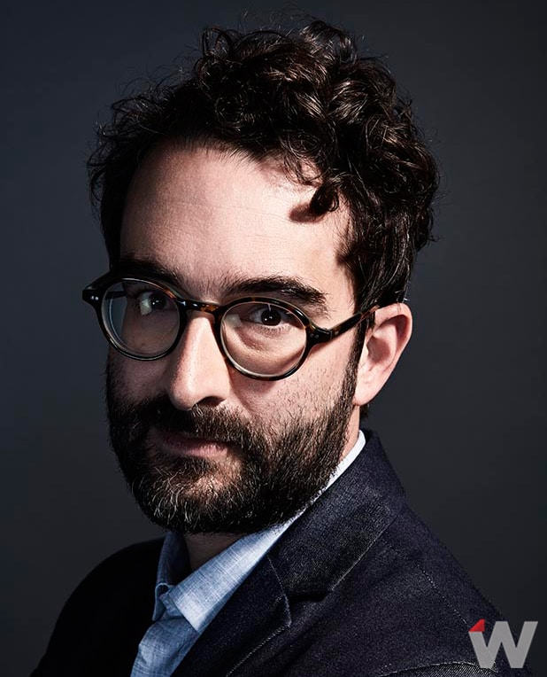 TRANSPARENT JAY DUPLASS