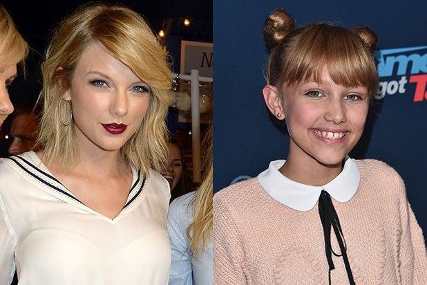 Taylor Swift Sends Flowers to 'America's Got Talent' Winner Grace VanderWaal