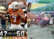 Texas Beats Notre Dame ABC Beats CBS NBC