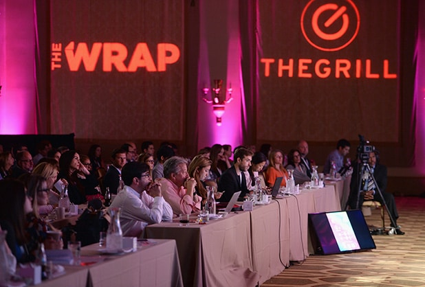 Audience at TheGrill Media Conference
