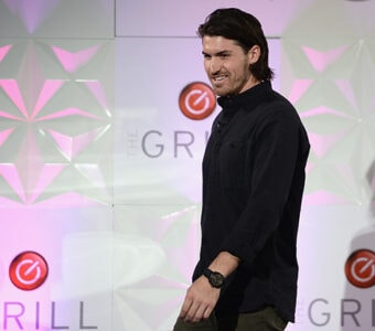 Vincent Cacace at TheGrill Media Conference virtual reality