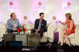 Development Panel at TheGrill Media Conference