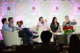 VR Panel at TheGrill Media Conference virtual reality