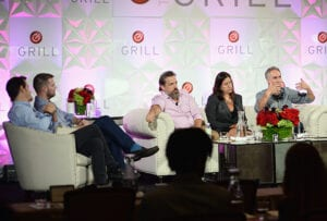 VR Panel at TheGrill Media Conference