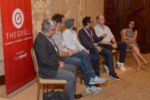 Marketing Panel at TheGrill Media Conference