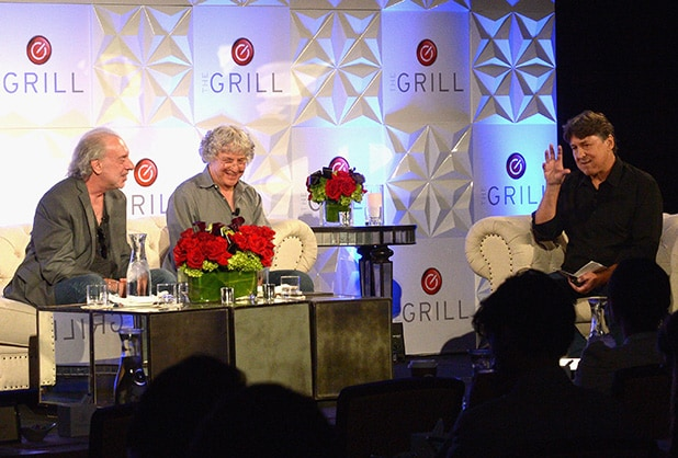 Photo Panel at TheGrill Media Conference
