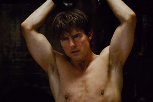 tom cruise aesthetic physique
