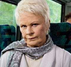 tracey ullman as judi dench