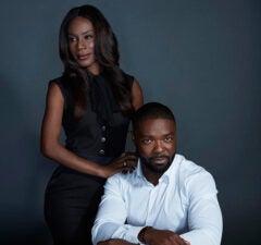 UNITED KINGDOM Amma Asante and David Oyelowo