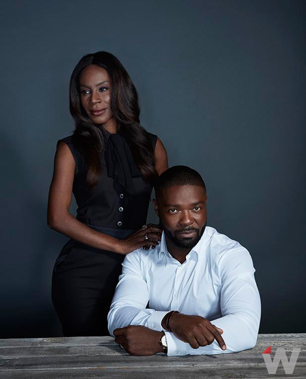 UNITED KINGDOM Amma Asante and David Oyelowo