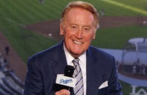 Vin Scully Goodbye Dodgers