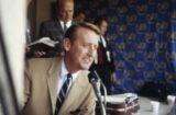 Vin Scully retirement send off dodgers Bryan Cranston, Ken Jeong, Ken Burns