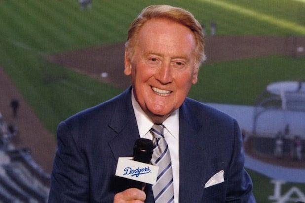 Vin Scully Goodbye Dodgers