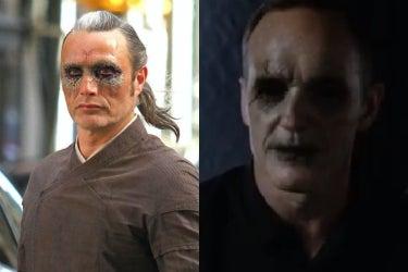 agents of shield doctor strange
