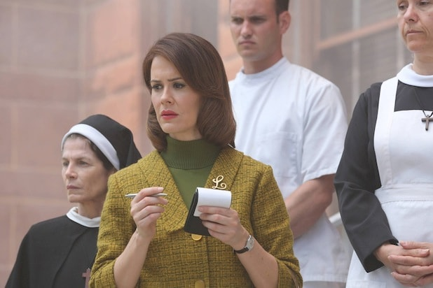 american horror story lana winters