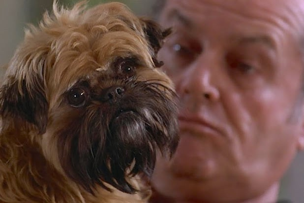 as good as it gets dog Verdell jack nicholson