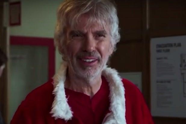 Brilliant Bad Santa 239 Trailer Rings In Holidays With Felching Joke Easy Diy Christmas Decorations Tissureus