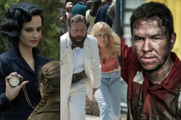 box office MISS PEREGRINE'S HOME FOR PECULIAR CHILDREN masterminds deepwater horizon