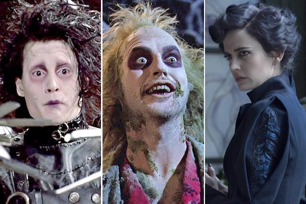 tim burton ranked