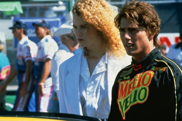 days of thunder kidman cruise