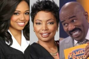 judge faith, lynn toler, steve harvey