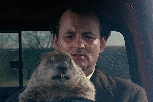 groundhog day bill murray Punxsatawny Phil