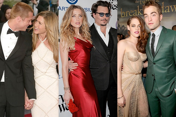 Before Brangelina: 9 Shocking Hollywood Splits (Photos)