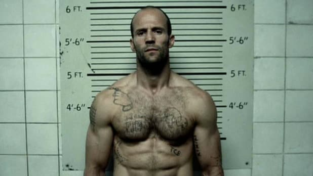 jason statham ripped aesthetic revolution