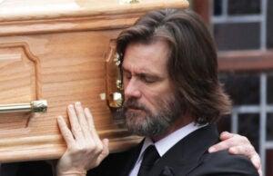 jim carrey coffin cathriona white