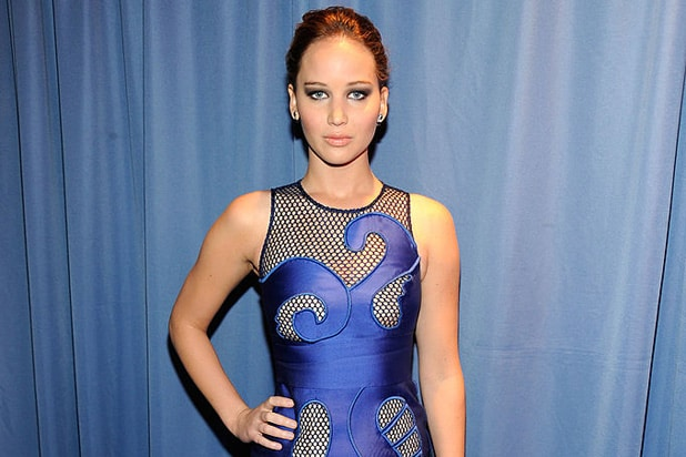 Jennifer Lawrence People's Choice Awards