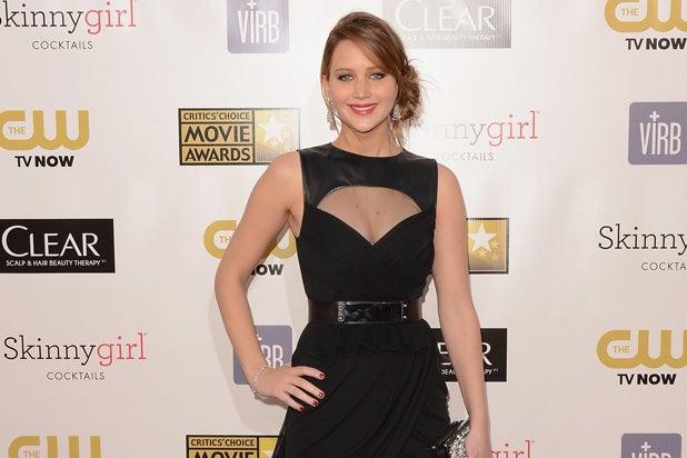 Jennifer Lawrence Critics' Choice Movie Awards - Arrivals