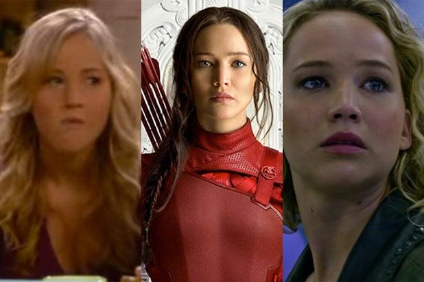 Jennifer Lawrence Split