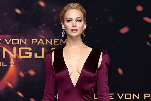 Jennifer Lawrence Berlin