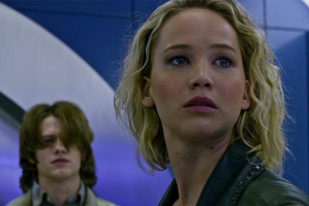 Jennifer Lawrence X-Men Apocalypse