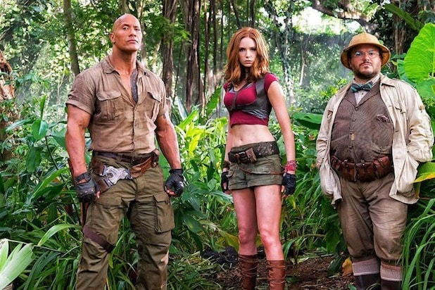 'Jumanji' Star Karen Gillan Responds to Outfit Backlash