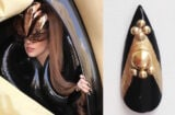 lady gaga fake fingernail auction