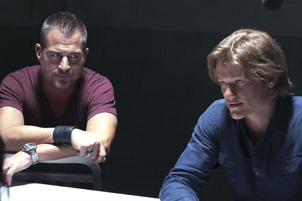 macgyver lucas till george eads 2