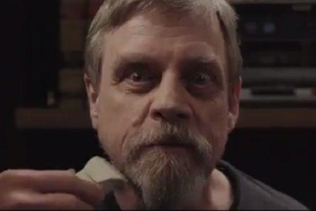mark hamill beard