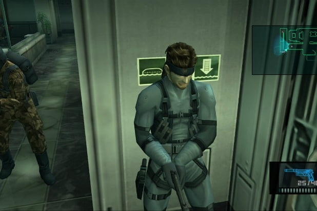metal gear solid 2 911
