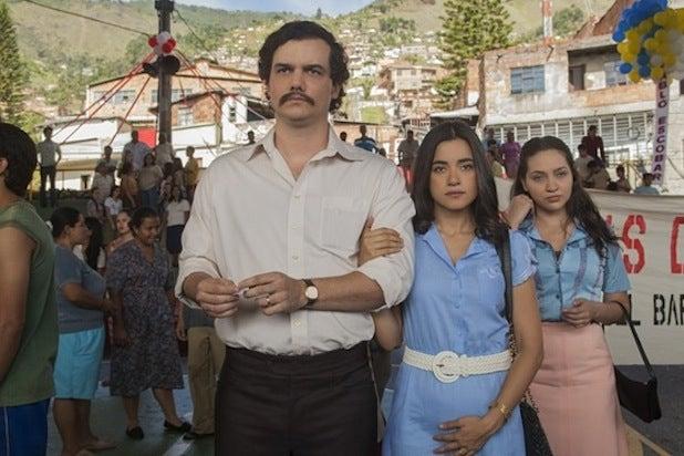 narcos tata escobar Netflix