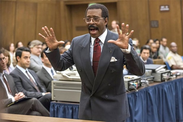 People v OJ Simpson Courtney B Vance