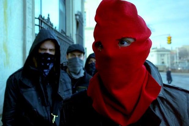 red hood gang gotham