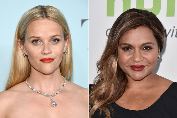 reese witherspoon, mindy kaling wrinkle in time
