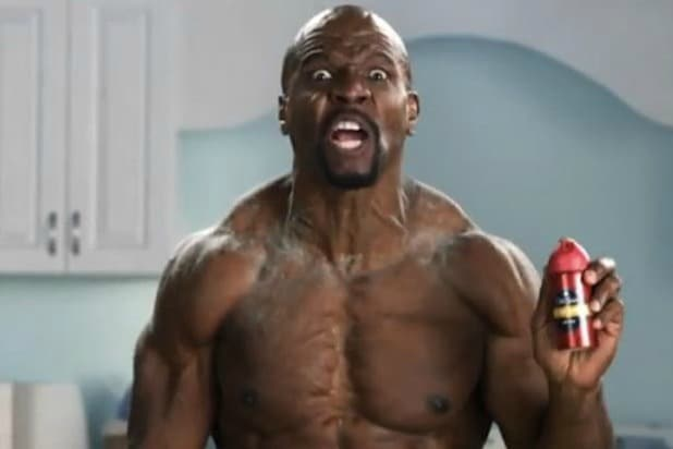 terry crews aesthetic physique