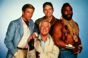 the a team cast