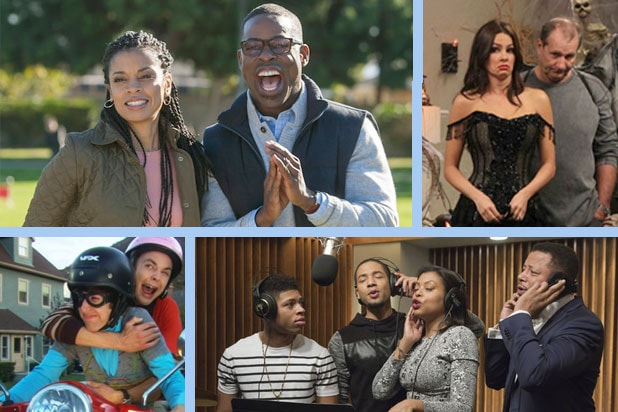 this is us big bang empire modern family fall tv premiere week ratings